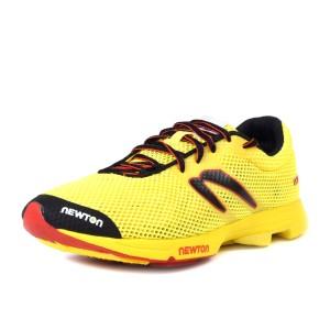 נעלי ניוטון לגברים Newton Distance Elite - צהוב