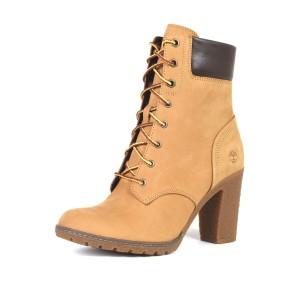 נעלי טימברלנד לנשים Timberland Glancy 6Inch - חום בהיר