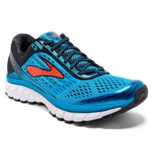 נעלי ברוקס לגברים Brooks Ghost 9 - תכלת
