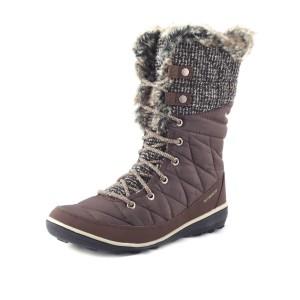 נעלי קולומביה לנשים Columbia Heavenly Omni Heat Knit - חום
