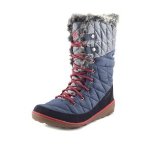 נעלי קולומביה לנשים Columbia Heavenly Omni Heat Organza - אפור/כחול