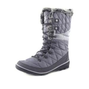 נעלי קולומביה לנשים Columbia Heavenly Omni Heat - אפור