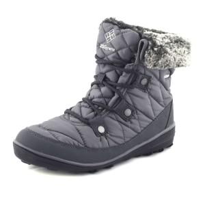 נעלי קולומביה לנשים Columbia Heavenly Shorty Omni Heat - אפור