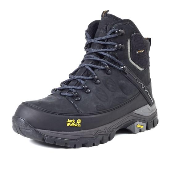 נעלי Jack Wolfskin לגברים Jack Wolfskin Impulse Pro Texapore O2 - שחור