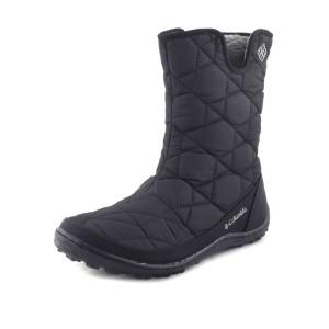 נעלי קולומביה לנשים Columbia Minx Slip II Omni-Heat - אפור כהה