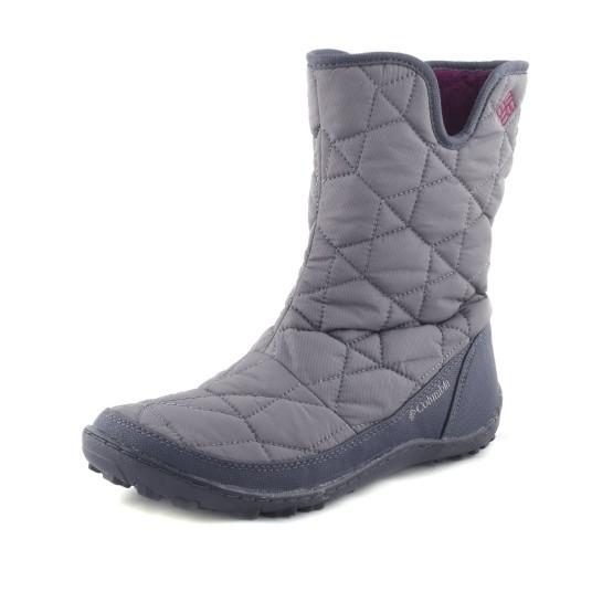 נעלי קולומביה לנשים Columbia Minx Slip II Omni-Heat - אפור