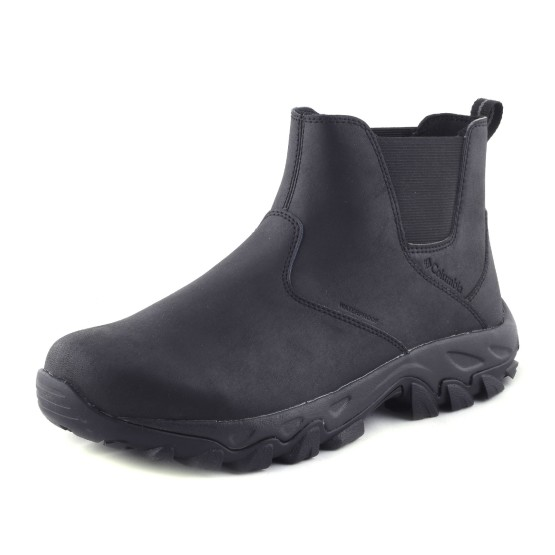 נעלי קולומביה לגברים Columbia Newton Ridge Plus Slip Waterproof - שחור