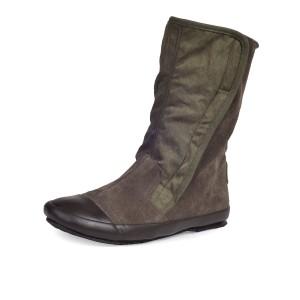 נעלי Aro לנשים Aro Oana 3444 - חום/ירוק
