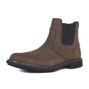 נעלי טימברלנד לגברים Timberland Stormbuck Chelsea - חום