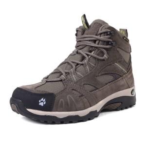 נעלי Jack Wolfskin לנשים Jack Wolfskin Vojo Hike Mid Texapore - חום