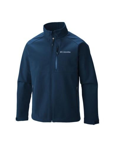 מוצרי קולומביה לגברים Columbia Heat Mode II Softshell - כחול