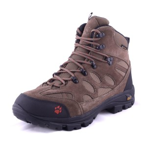 נעלי Jack Wolfskin לגברים Jack Wolfskin All Terrain 7 Texapore Mid - חום