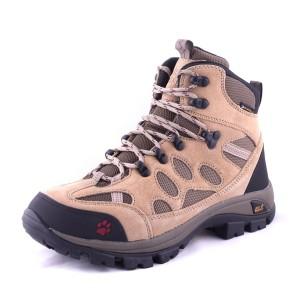 נעלי Jack Wolfskin לנשים Jack Wolfskin All Terrain 7 Texapore Mid - חום בהיר
