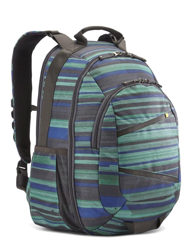 מוצרי Case Logic לנשים Case Logic Berkeley II Backpack - כחול/ירוק