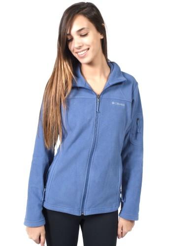 מוצרי קולומביה לנשים Columbia Fast Trek II Full Zip - כחול
