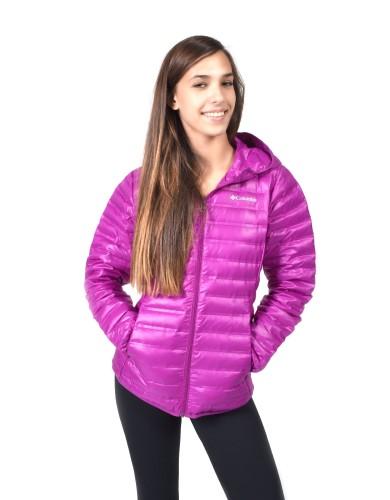 מוצרי קולומביה לנשים Columbia Flash Forward Hooded - סגול