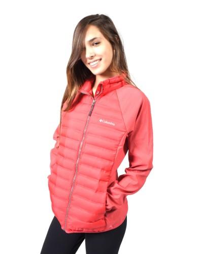 מוצרי קולומביה לנשים Columbia Flash Forward Hybrid - אדום