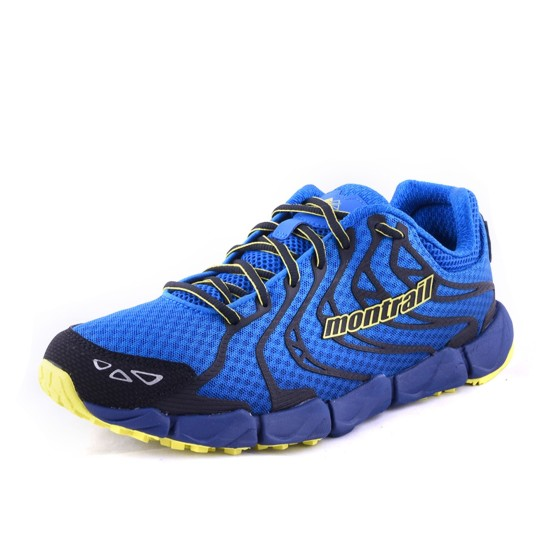 מוצרי מונטרייל לגברים Montrail Fluidflex FKT - כחול