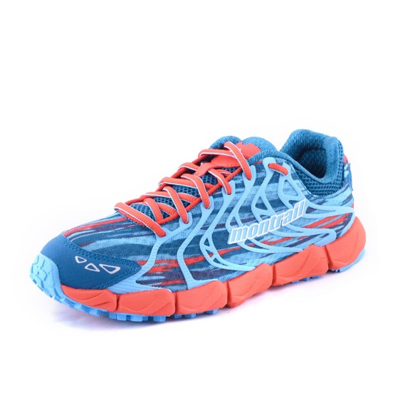 נעלי מונטרייל לנשים Montrail Fluidflex FKT - תכלת