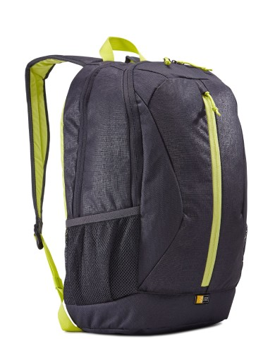מוצרי Case Logic לנשים Case Logic Ibira Backpack - אפור כהה