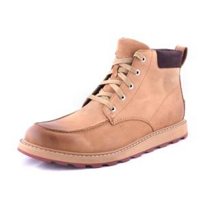 נעלי סורל לגברים Sorel Madson Moc Toe - חום בהיר
