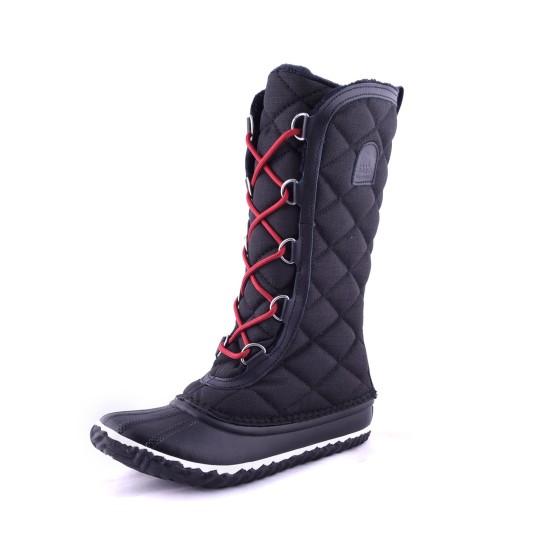 נעלי סורל לנשים Sorel Out N About Tall - שחור