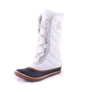 נעלי סורל לנשים Sorel Out N About Tall - לבן