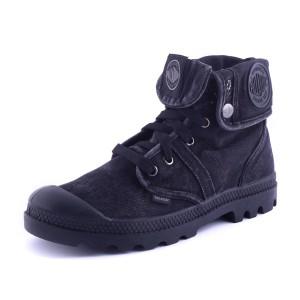 נעלי פלדיום לנשים Palladium Pallabrouse Baggy - שחור מלא