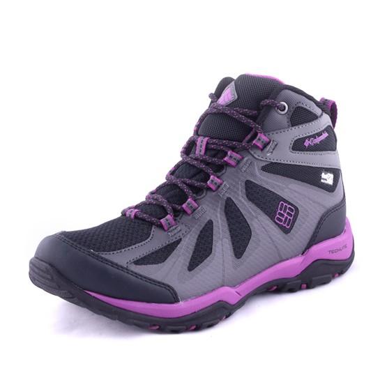 נעלי קולומביה לנשים Columbia Peakfreak Xcrsn II Xcel Mid Outdry - שחור/אפור