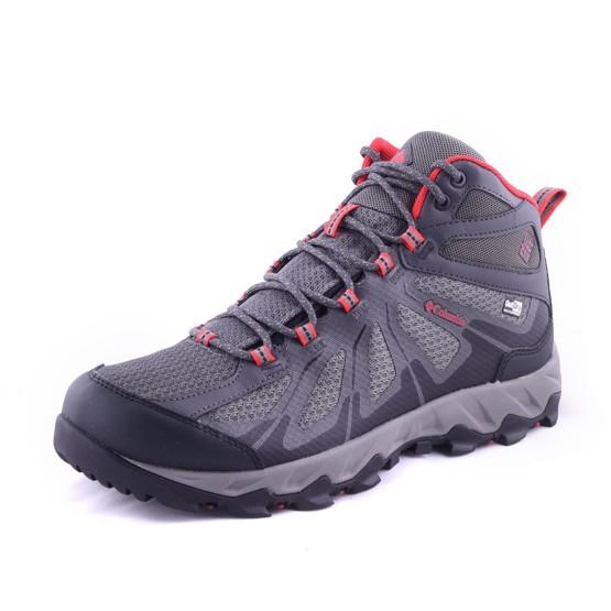 נעלי קולומביה לגברים Columbia Peakfreak Xcrsn II Xcel Mid Outdry - אפור