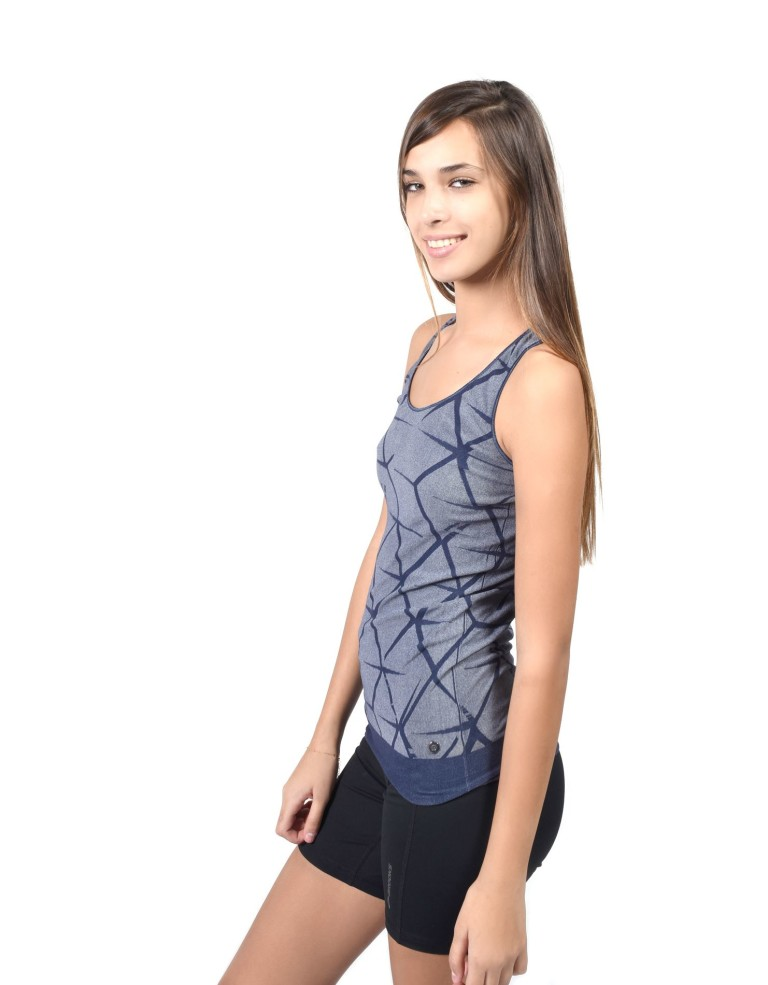 Pure Project Seamless Tank II grey3