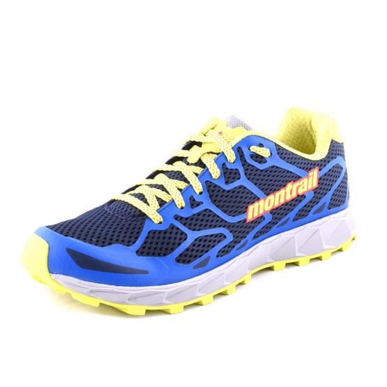 נעלי מונטרייל לגברים Montrail Rogue FKT - כחול