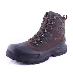 נעלי קולומביה לגברים Columbia Snowcross Mid Thermal Coil - חום כהה