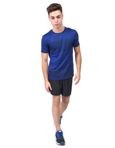 נעלי ברוקס לגברים Brooks Streaker Short Sleeve - כחול