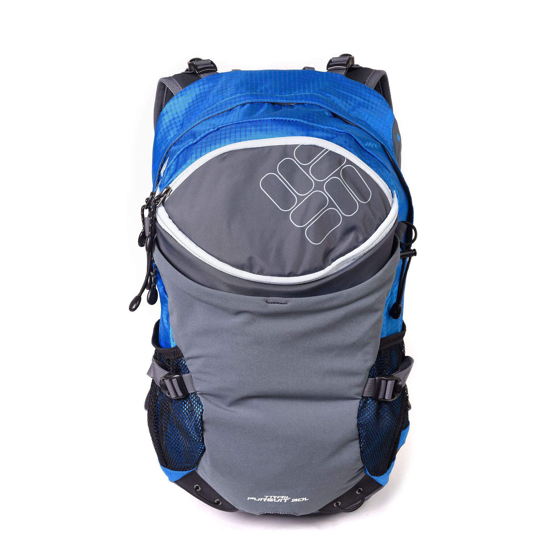 נעלי קולומביה לנשים Columbia Trail Pursuit 30 - אפור/כחול