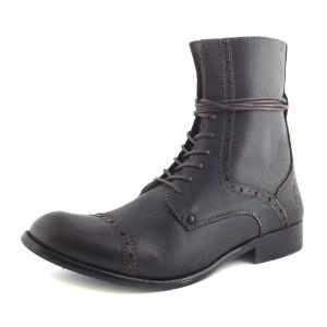 נעלי Fly London לגברים Fly London Walter - חום כהה