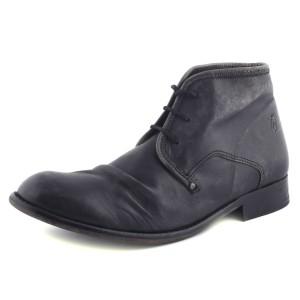 נעלי Fly London לגברים Fly London Watt Washed - שחור