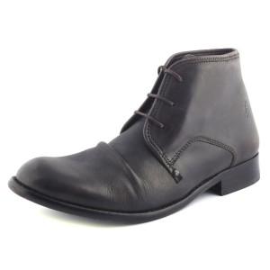 נעלי פליי לונדון לגברים Fly London Watt Washed - חום כהה