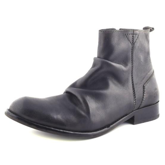 נעלי Fly London לגברים Fly London Wex Washed - שחור