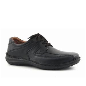 נעלי Josef Seibel לגברים Josef Seibel Anvers 08 - שחור