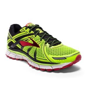 נעלי ברוקס לגברים Brooks Adrenaline GTS 17 - צהוב