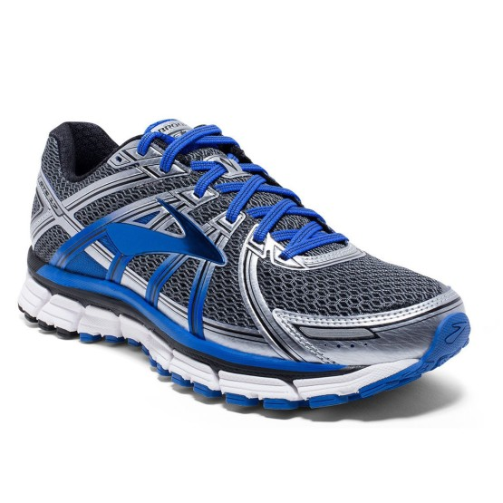 נעלי ברוקס לגברים Brooks Adrenaline GTS 17 - אפור