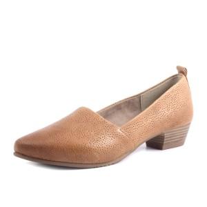 נעלי Jana לנשים Jana Agate - חום בהיר
