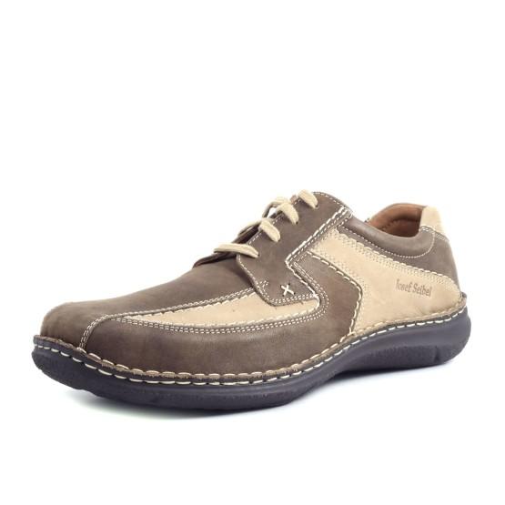 נעלי Josef Seibel לגברים Josef Seibel Anvers 08 - חום