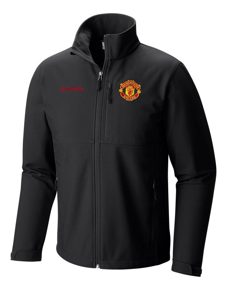מוצרי קולומביה לגברים Columbia Ascender Softshell Manchester United - שחור