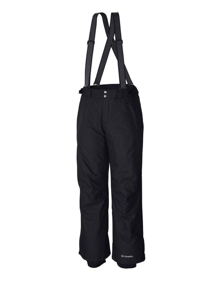 נעלי קולומביה לגברים Columbia Bugaboo Omni Heat Suspender Pant - שחור
