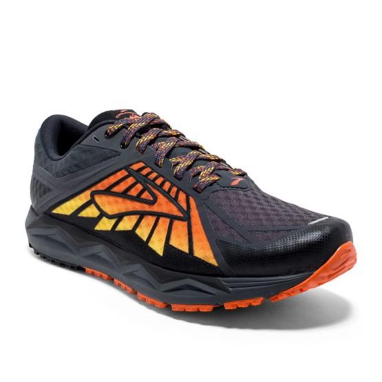 נעלי ברוקס לגברים Brooks Caldera - שחור