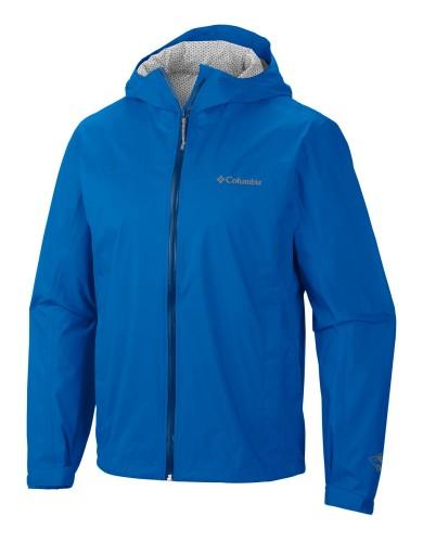 נעלי קולומביה לגברים Columbia Evapouration Jacket - כחול