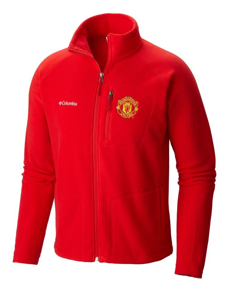 מוצרי קולומביה לגברים Columbia Fast Trek II Manchester United - אדום