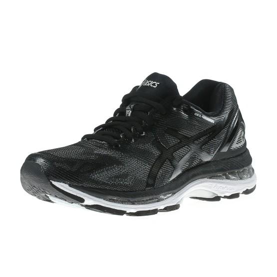 נעלי אסיקס לגברים Asics Gel-Nimbus 19 - שחור